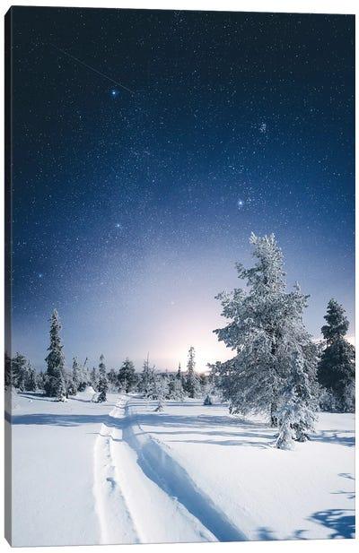 Riisitunturi, Finland II Canvas Art Print