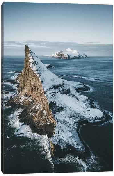Tindolmur, Faroe Islands Canvas Art Print