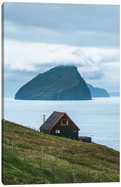 Faroe Views Canvas Art Print