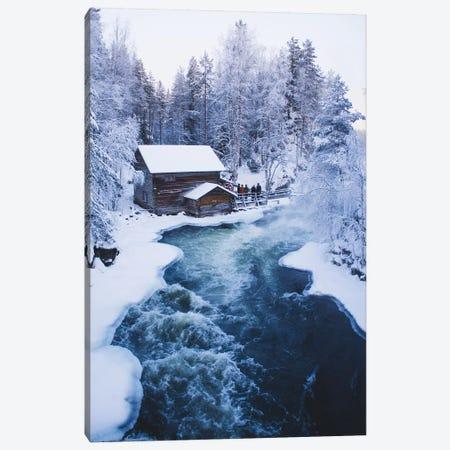 Myllykoski Mill Canvas Print #FSB87} by Steffen Fossbakk Canvas Print