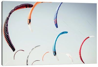 Kite Surfer Canvas Art Print