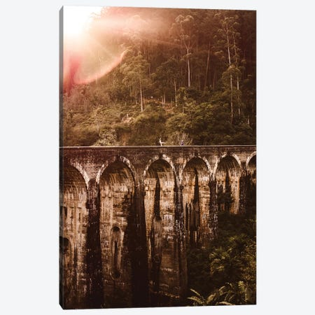 Nine Arch Bridge Canvas Print #FSC23} by Florian Schleinig Canvas Print