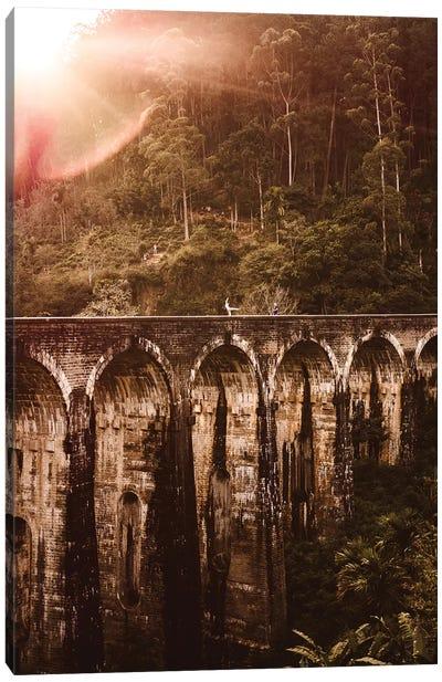 Nine Arch Bridge Canvas Art Print