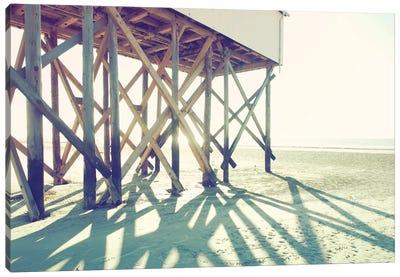 At The Beach II Canvas Art Print