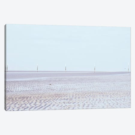 At The Beach IV Canvas Print #FSC4} by Florian Schleinig Canvas Artwork