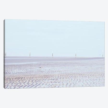 At The Beach IV Canvas Print #FSC4} by Florian Schleinig Canvas Artwork