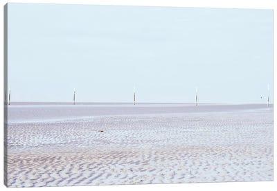 At The Beach IV Canvas Art Print