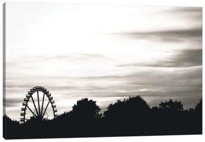 Big Wheel Scheme Canvas Art Print