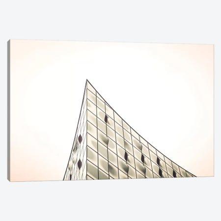 Elbphilharmonie Hamburg Canvas Print #FSC60} by Florian Schleinig Art Print