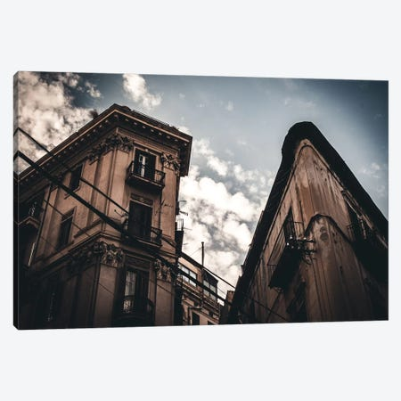 Palermo Neighbourhood Canvas Print #FSC64} by Florian Schleinig Canvas Artwork