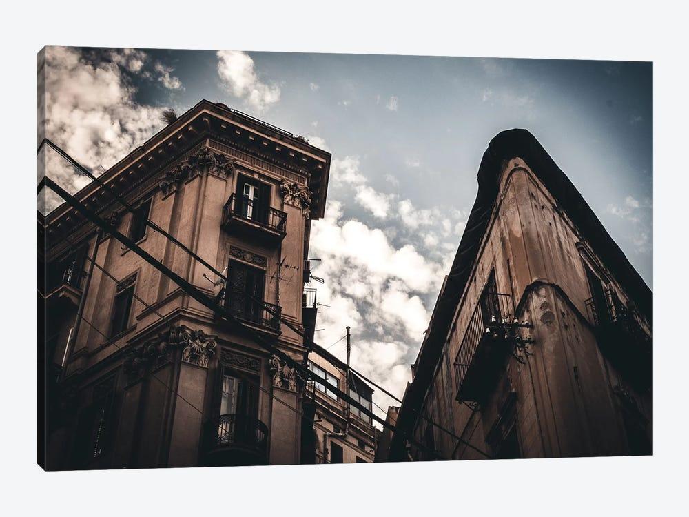 Palermo Neighbourhood by Florian Schleinig 1-piece Canvas Art