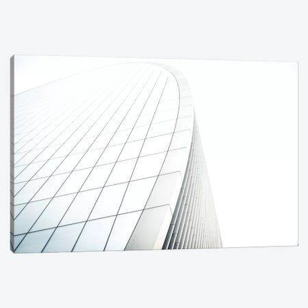 Skyscraper Canvas Print #FSC71} by Florian Schleinig Canvas Artwork