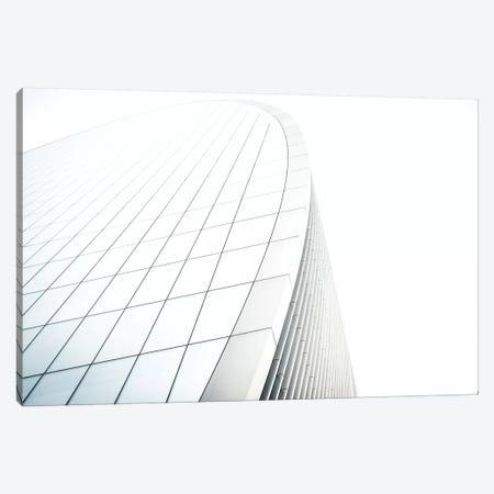 Skyscraper Canvas Print #FSC71} by Florian Schleinig Canvas Artwork