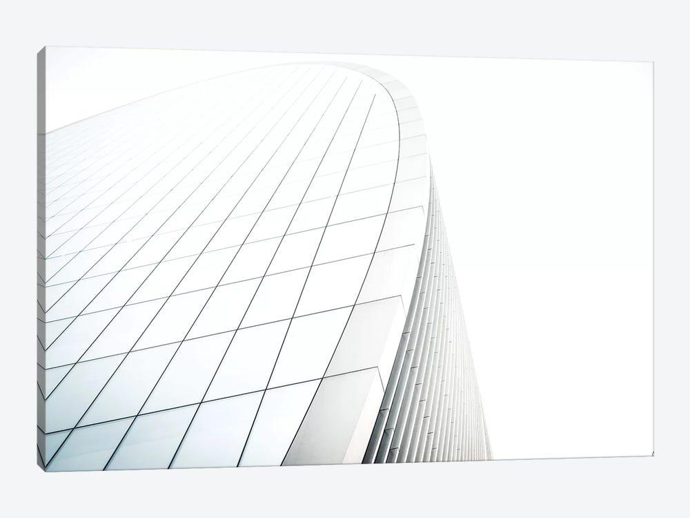 Skyscraper by Florian Schleinig 1-piece Canvas Artwork