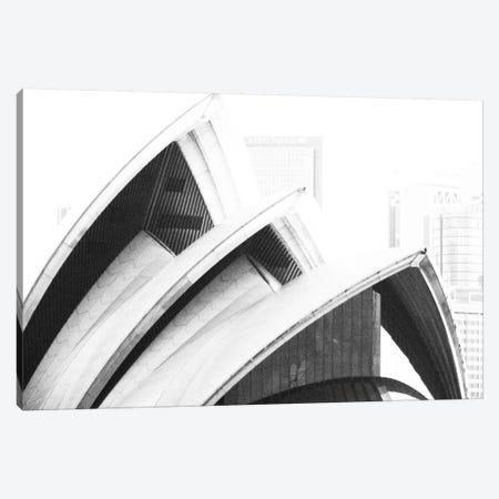 Sydney Opera 3-Piece Canvas #FSC73} by Florian Schleinig Canvas Art