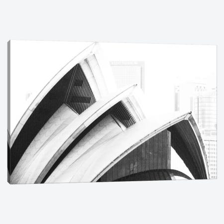 Sydney Opera Canvas Print #FSC73} by Florian Schleinig Canvas Art