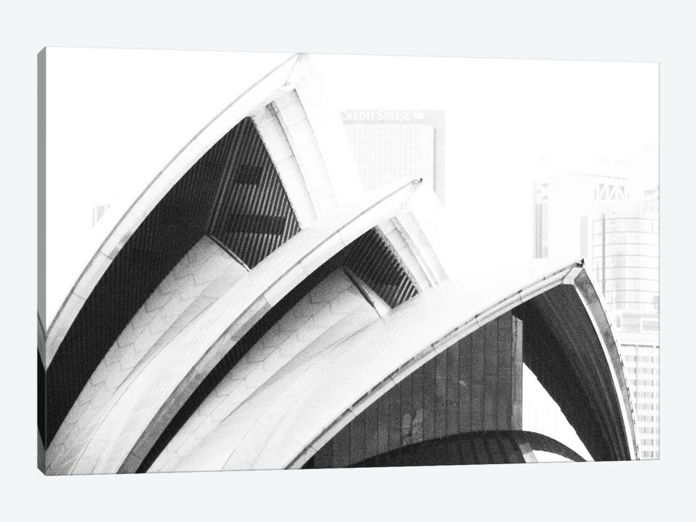 Sydney Opera by Florian Schleinig 1-piece Canvas Art