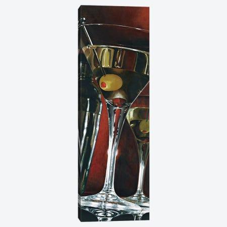 Cocktail Hour Canvas Print #FSF10} by Stefano Ferreri Art Print