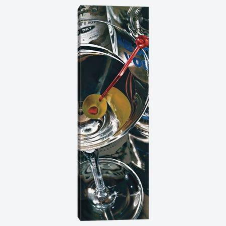 Martini Lounge Canvas Print #FSF11} by Stefano Ferreri Art Print