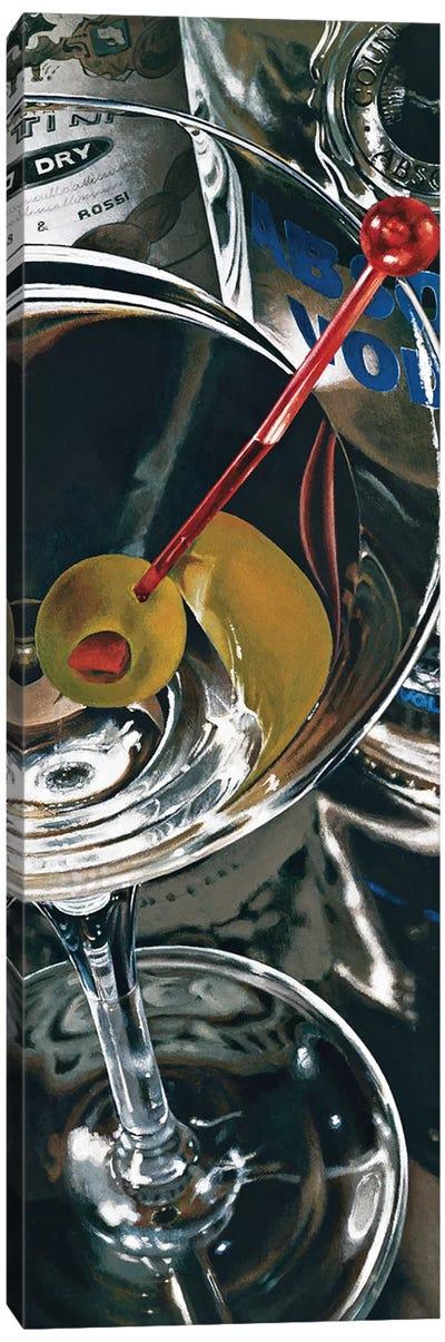 Martini Lounge Canvas Art Print