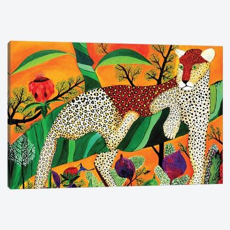 Sinco Amigos Canvas Print #FSN16} by Francisco Sanabria Canvas Wall Art