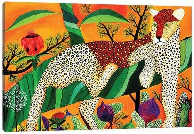 Sinco Amigos Canvas Art Print