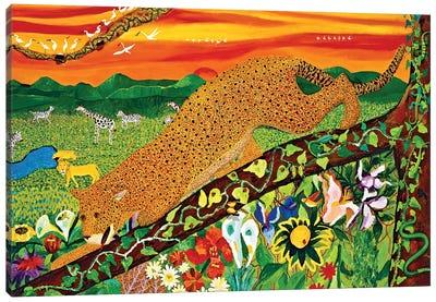Garden Of Eden Canvas Art Print