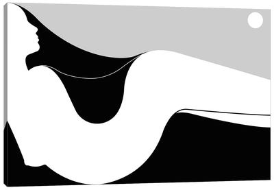 Dune Canvas Art Print