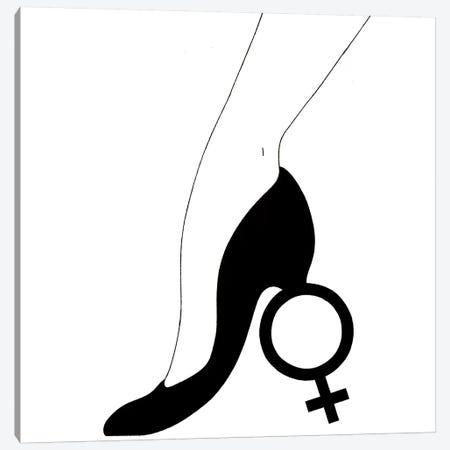 Femininity Canvas Print #FSP23} by Filippo Spinelli Canvas Art