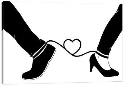 Relationships Canvas Art Print