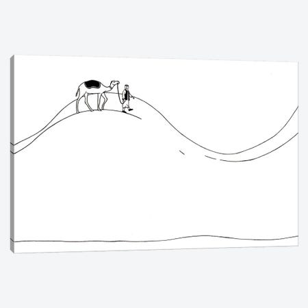 Route Canvas Print #FSP57} by Filippo Spinelli Canvas Artwork