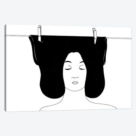 To Dry Thoughts Canvas Print #FSP75} by Filippo Spinelli Canvas Art