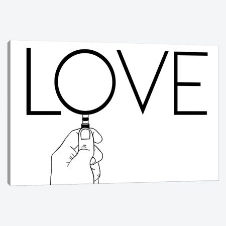 Love Is Never How It Looks Canvas Print #FSP96} by Filippo Spinelli Canvas Wall Art