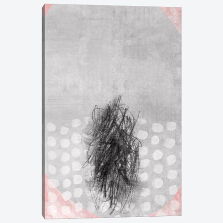 Looks Like A Bush Canvas Print #FSR14} by Fede Saenz Canvas Artwork