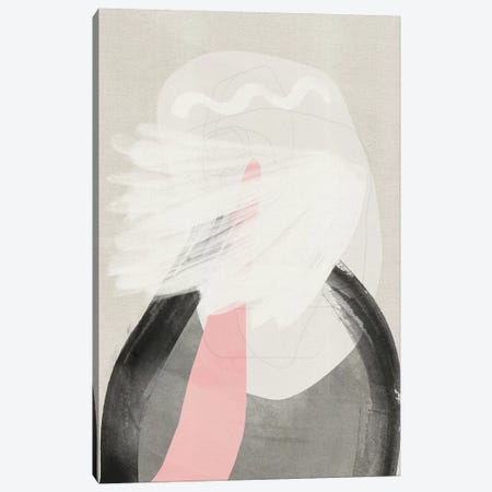 Tormented Canvas Print #FSR27} by Fede Saenz Art Print