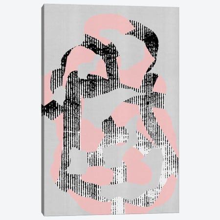 Dark Sealed Envelope Canvas Print #FSR2} by Fede Saenz Art Print