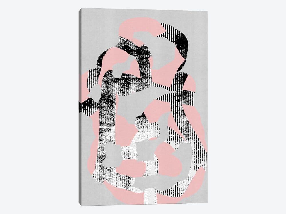 Dark Sealed Envelope by Fede Saenz 1-piece Canvas Art