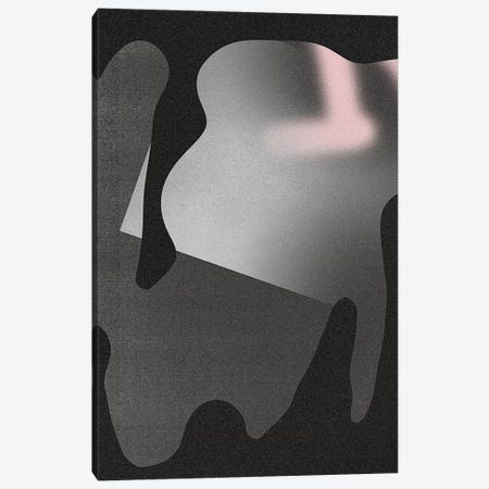 The Soft-Rubber Inner Gasket Canvas Print #FSR44} by Fede Saenz Art Print