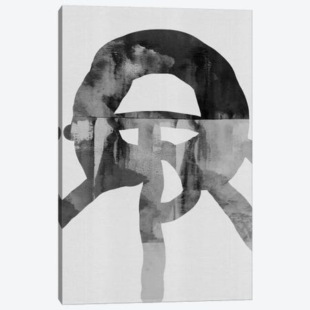 An Isolated Person Such As Yourself 3-Piece Canvas #FSR69} by Fede Saenz Canvas Art