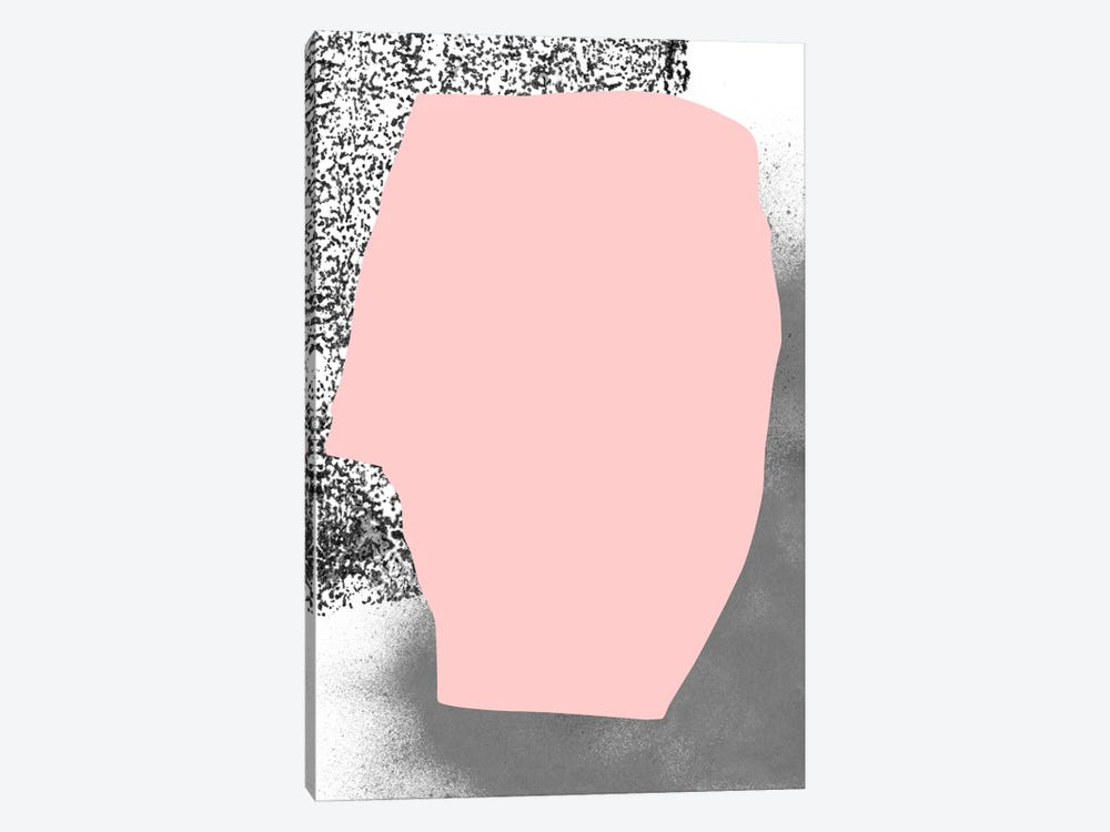 As Much As She Can by Fede Saenz 1-piece Canvas Print