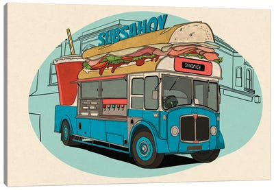 Subsahoy Canvas Art Print