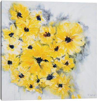 Summer Afternoon Canvas Art Print