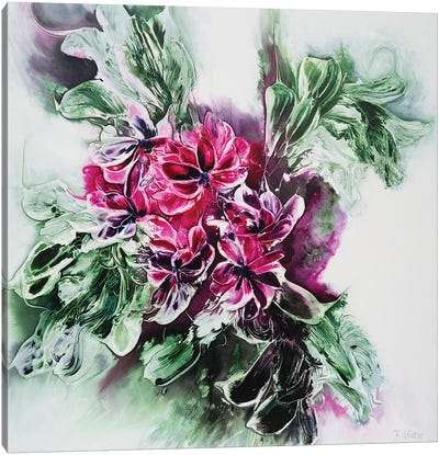 Abundant Spring Time Canvas Art Print