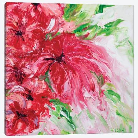 You Deserve Joy Canvas Print #FWA31} by Françoise Wattré Canvas Print