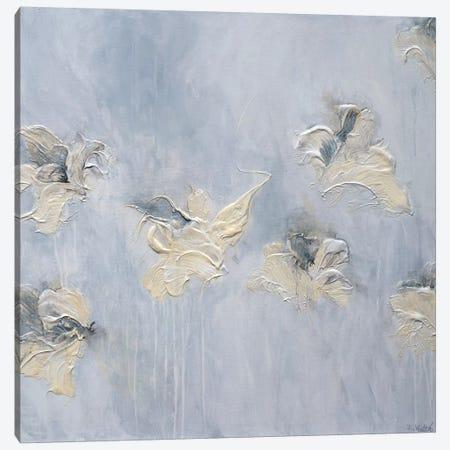 A New Morning I Canvas Print #FWA34} by Françoise Wattré Canvas Wall Art