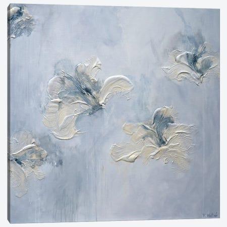 A New Morning II Canvas Print #FWA35} by Françoise Wattré Canvas Wall Art