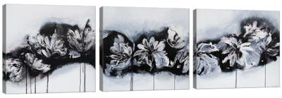 Beyond The Sky Triptych Canvas Art Print