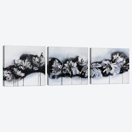 Beyond The Sky Triptych Canvas Print Set #FWA3HSET001} by Françoise Wattré Canvas Art