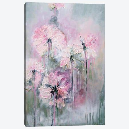 Gentle Summer Rain Canvas Print #FWA46} by Françoise Wattré Canvas Art Print