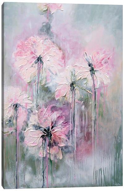 Gentle Summer Rain Canvas Art Print